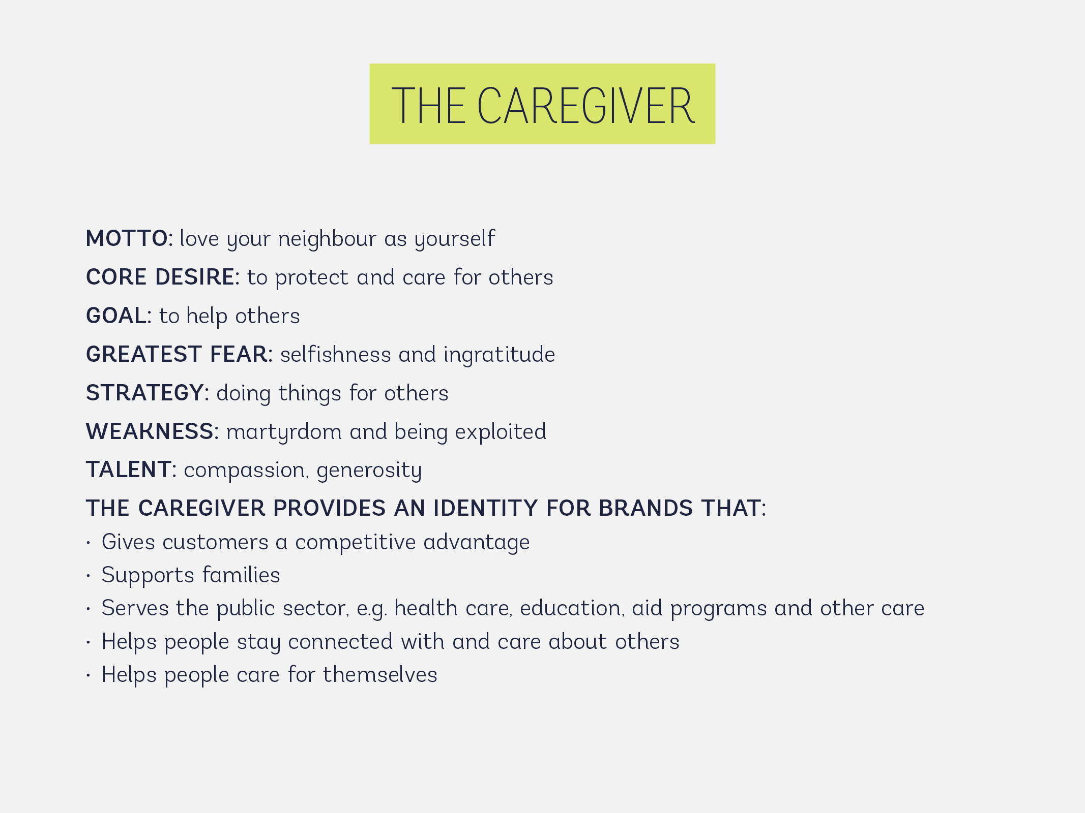 Branding archetypes is your brand a hero or an outlaw but biocorpaavc Gallery